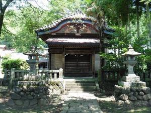 倉渕・石上神社 (2)