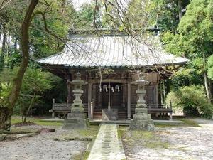 甲波宿禰神社 (3)