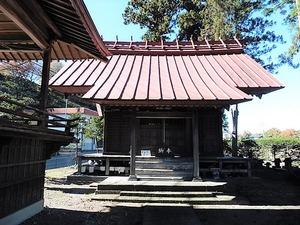 五町田三島神社 (2)
