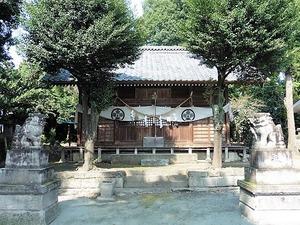 大前田諏訪神社 (2)