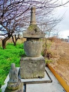 富田の宝塔 (2)