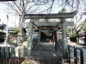 織殿神社 (1)