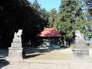新屋八幡宮 (4)
