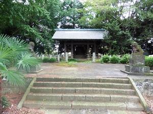 館林・護国神社 (4)