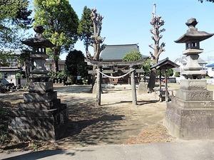 朝倉飯玉神社 (3)