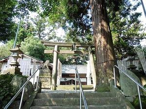 市之関住吉神社 (2)