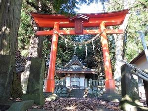 萩生浅間神社 (2)