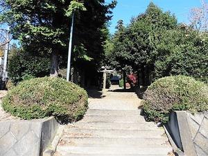 柏倉諏訪神社 (1)