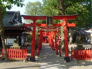 於菊稲荷神社 (2)