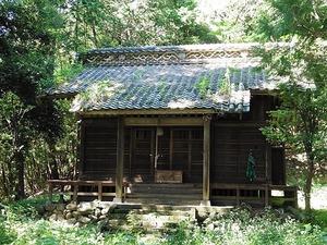 中後閑神社 (4)