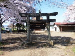 下八幡宮 (2)