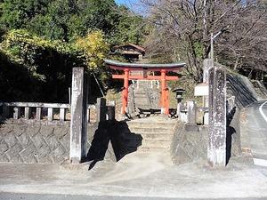 宮谷戸諏訪神社 (1)