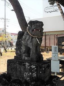 下石倉菅原神社 (5)