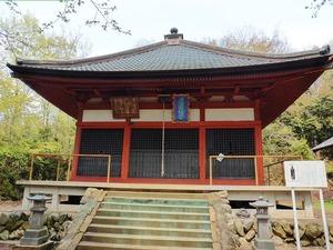 高山・薬師堂 (4)