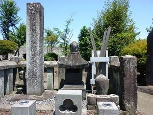 長野業盛の墓 (3)