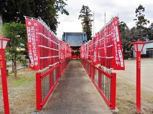 八斗島稲荷神社 (3)