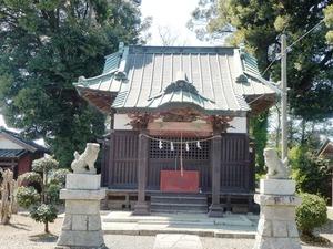 明和町赤岩・八幡神社 (2)