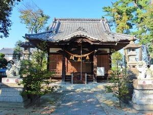 上新田雷電神社 (3)