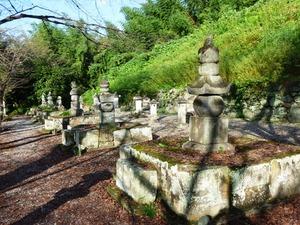 織田家7代の墓碑 (5)