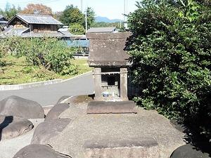 北村八幡宮跡 (1)