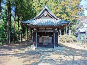 卜神諏訪神社 (4)
