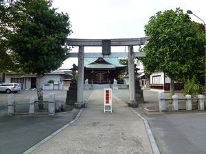 桐生雷電神社 (1)