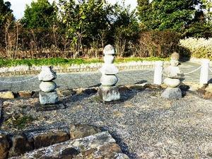 岩松尚純の墓 (6)