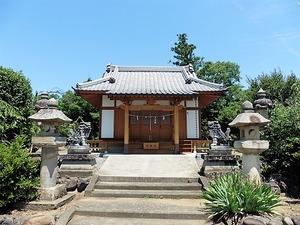 岩崎神社 (2)