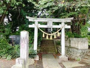 戸塚神社古墳 (1)