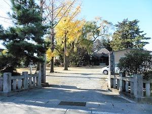 柳原馬頭観音堂 (1)