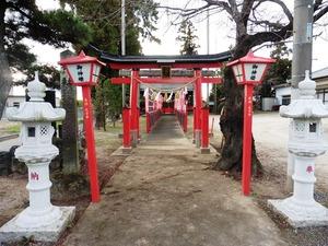 八斗島稲荷神社 (1)