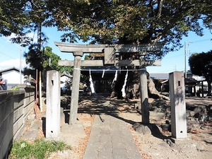 中村早尾神社 (1)