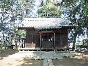 古海長良神社 (4)