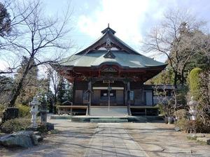 正法寺本堂