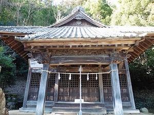 下秋間八幡宮 (6)