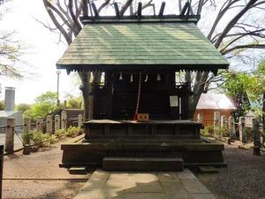 厩橋護国神社 (2)