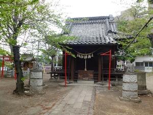 前橋千代田・稲荷神社 (2)