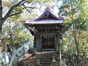 上白井厳島神社 (6)