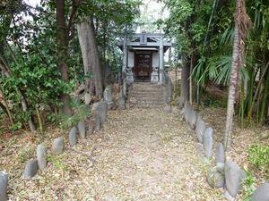 前橋・御霊神社 (1)