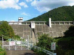 桐生川ダム (2)