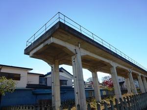 岩鼻軽便鉄道跡 (3)