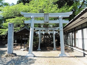 金井稲荷神社 (1)