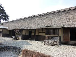 安中藩武家長屋 (2)