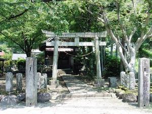 倉渕・石上神社 (1)