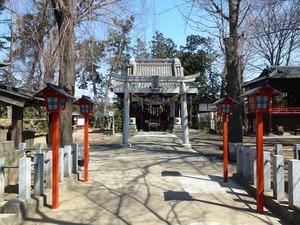 駒形神社 (2)