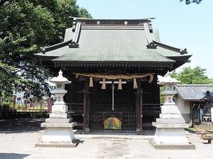八木原諏訪神社 (3)