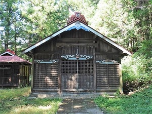 宮沢抜鉾神社 (5)