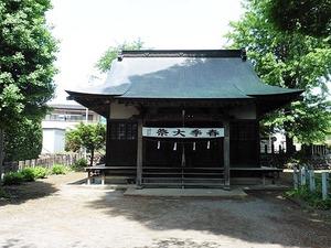 溝呂木諏訪神社 (4)