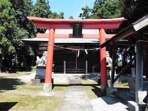 中野谷神社 (2)