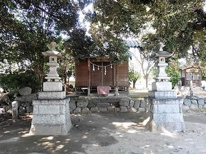 橳島飯玉神社 (3)